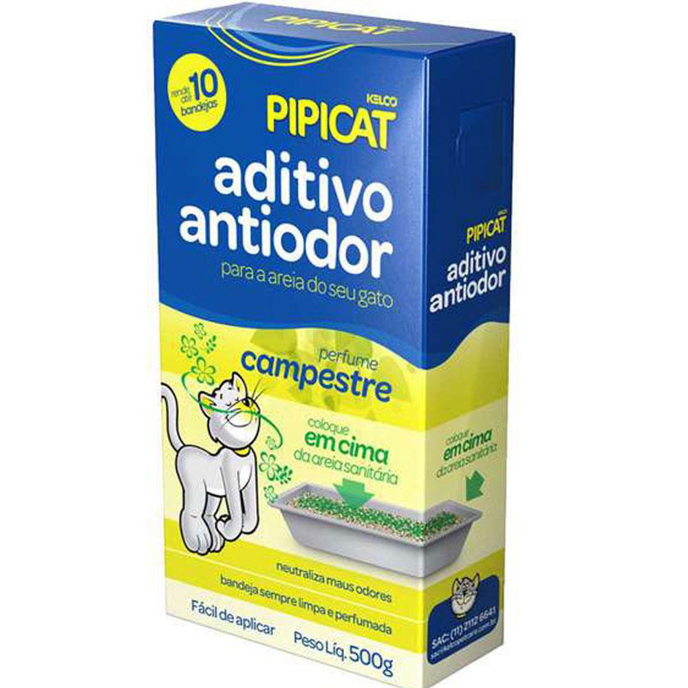 Aditivo Antiodor Pipicat Campestre - 500g