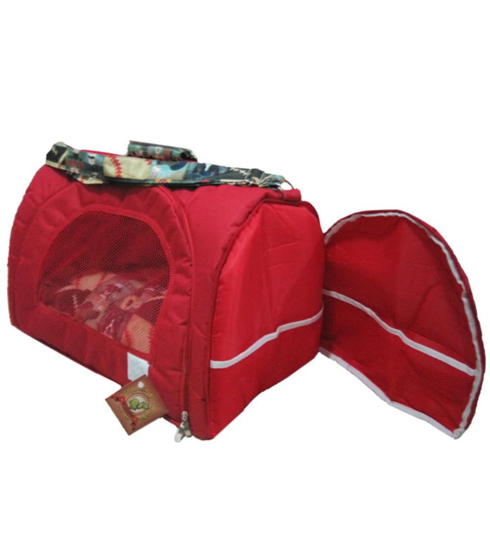 Bolsa de Transporte Vermelho Bag Dog