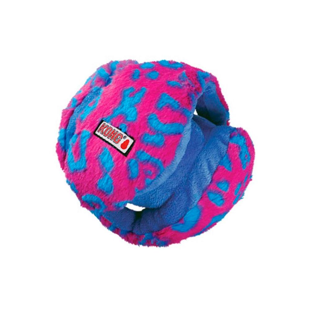 Brinquedo Interativo Kong Funzler Pink com Azul