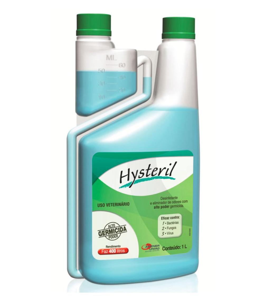 Hysteril Desinfetante e Eliminador de Odores 1L