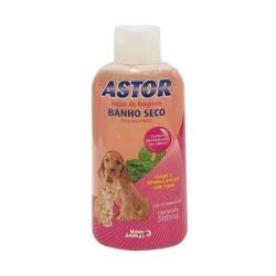 Banho a Seco Mundo Animal Astor para Cães - 500ml