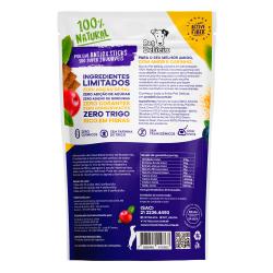 Snack Pet Delícia Antiox Natural Sabor Blueberry, Cranberry e Cúrcuma