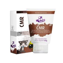 Pomada Cicatrizante Homeopet CMR para Cães e Gatos
