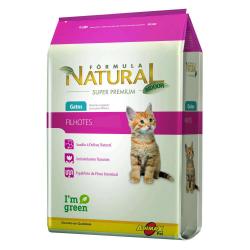 Ração Fórmula Natural para Gatos Filhotes