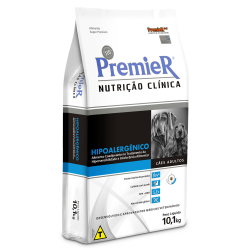 Ração Premier Nutrição Clínica Hipoalergenico