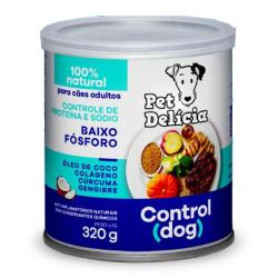 Ração Úmida Pet Delícia Dog Control para Cães