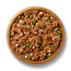 Receita Pet Delícia Caçarolinha de Carne Alimentação Natural para Cães - Ração Úmida
